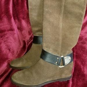 Napoleoni Italian leather boots